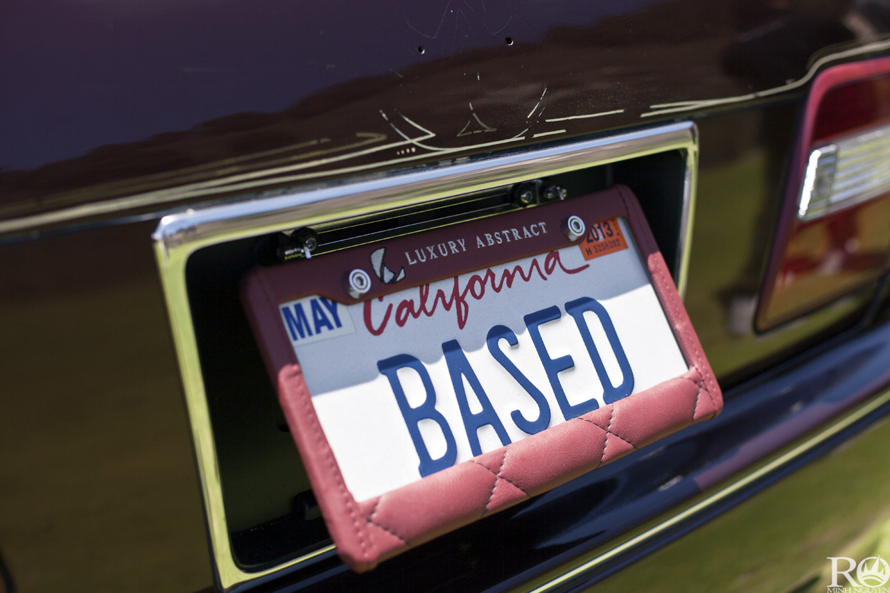 Fantastic Low And Slow License Plate Frame Photo - Picture Frame ...