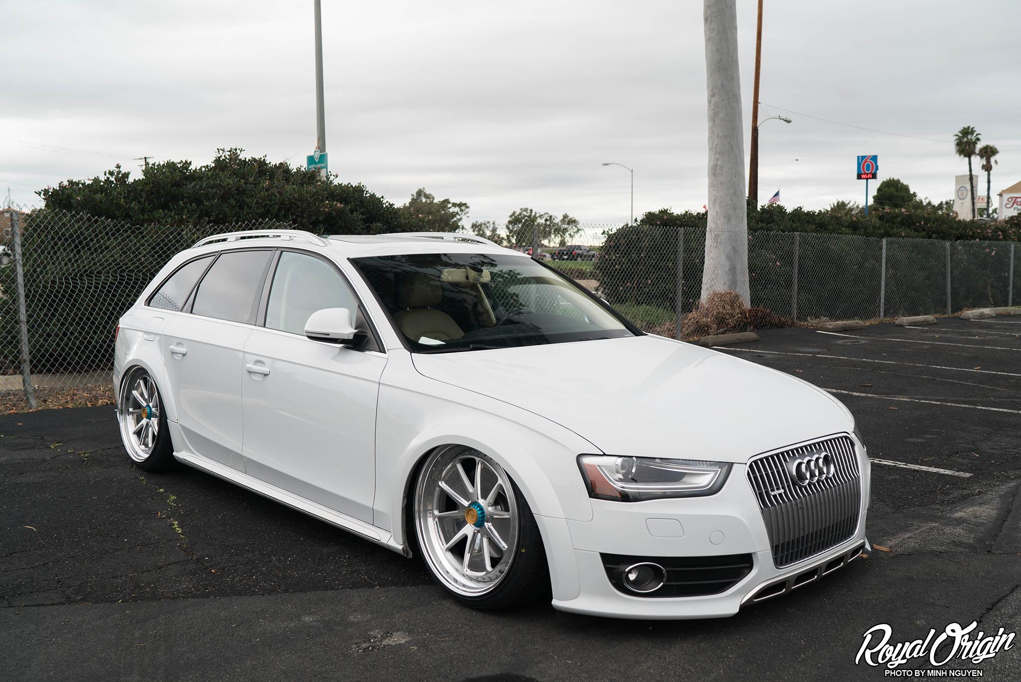 Davids Audi All Road Car Porn Royal Origin - Audi car origin